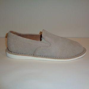 Polo Ralph Lauren Size 9.5 M BARDENE Beige Loafers